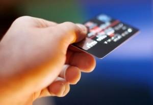 Kreditkarte Stockfoto ((c): / 123RF Stockfoto)
