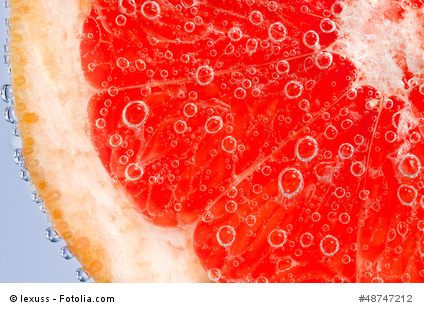 Grapefruit Stockfoto